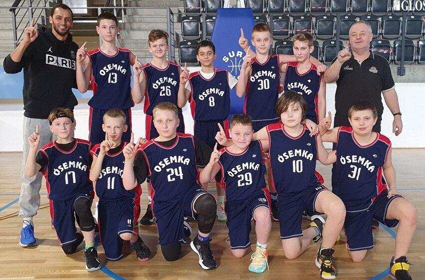 Największym sukcesem MKS Ósemka Skierniewice było zajęcie 7. miejsca w Polsce przez zespół młodzików U13.