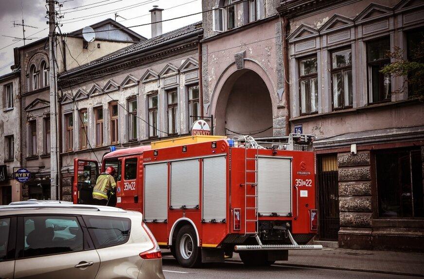 Skierniewiczanin zmarł w mieszkaniu