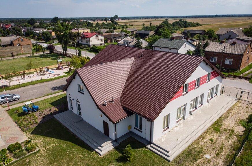 Punkt przedszkolny w Miedniewicach. Fotografia jest obrazem poglądowym.