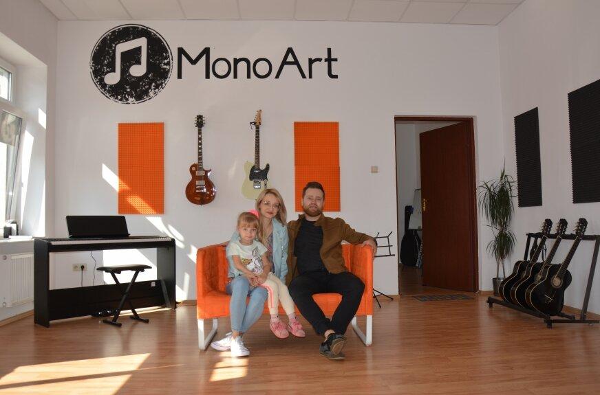 Martynę i Artura Kubasików z Rawy Mazowieckiej połączyła wspólna pasja do muzyki.