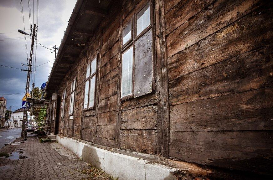 Dom Gładkowskiej: ani to dworek, ani modrzewiowy