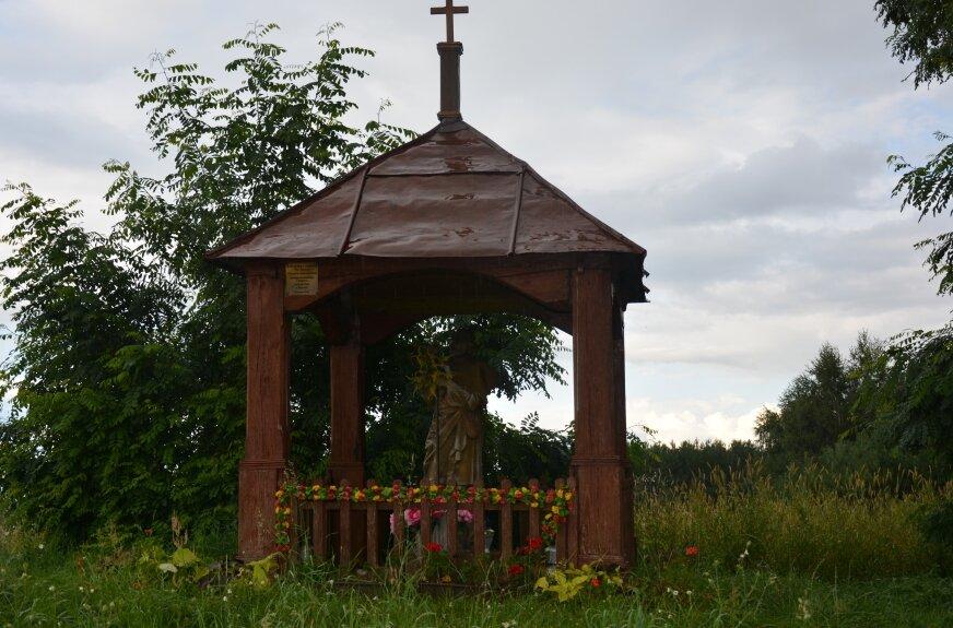 Kapliczka św. Rocha zostanie odnowiona