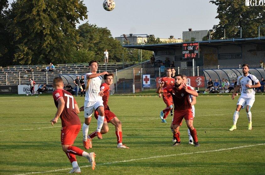 Unia Skierniewice przegrała po raz trzeci w sezonie 2021/2022.