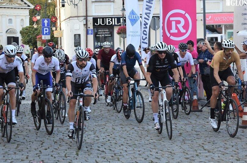 Za nami dwa z trzech etapów kolarskiego Wyścigu Trzech Lilii.