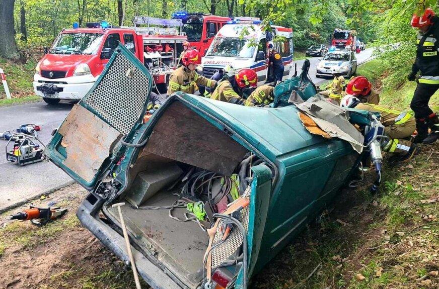 Zmarł czwarty mężczyzna jadący busem