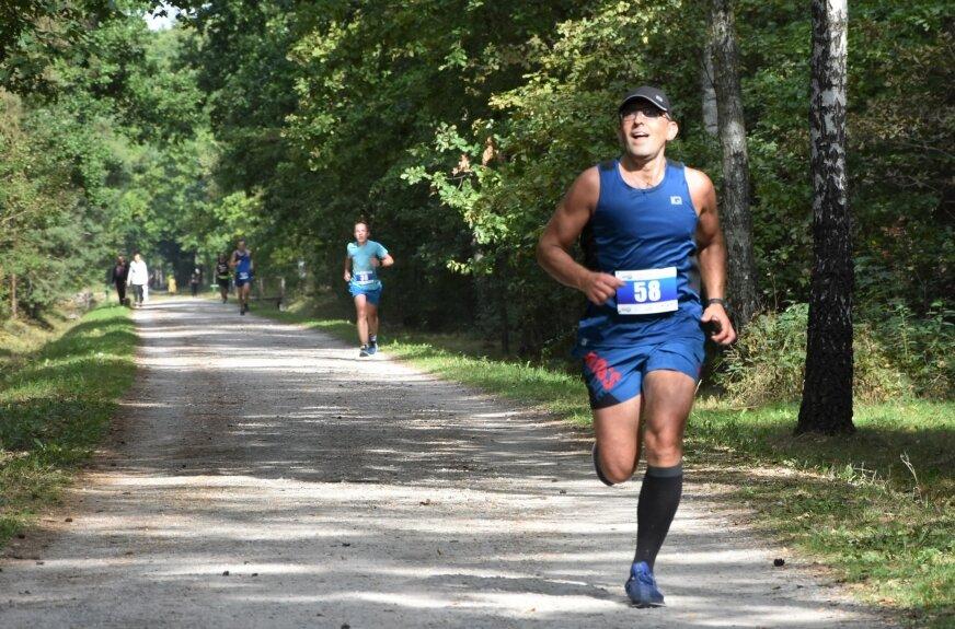 Porankowy Półmaraton Leśny