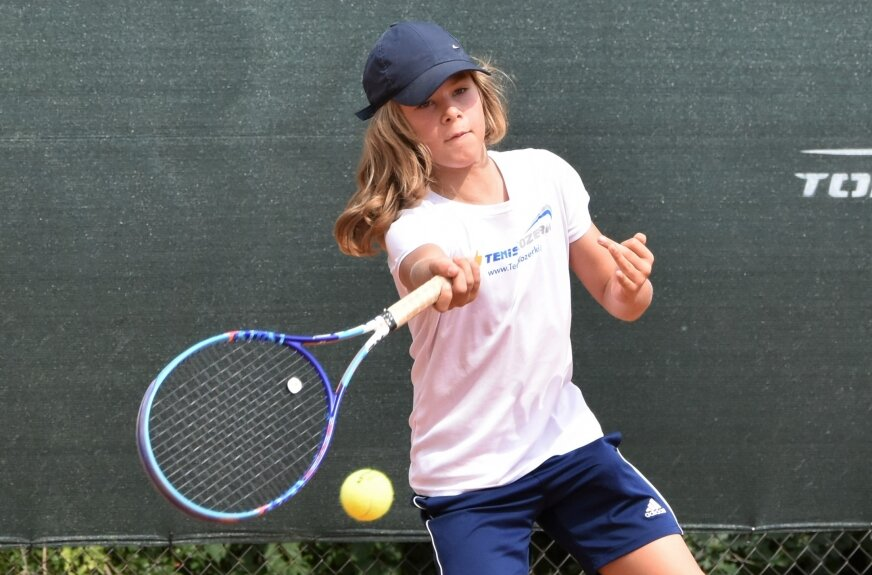 Turniej tenisa ziemnego