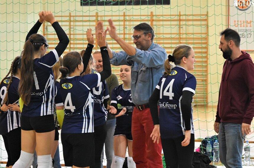 Przetarciem przed kolejnym ligowym sezonem dla zespołu młodziczek Skier-Vis był turniej eliminacyjny rozegrany w Skierniewicach w minioną sobotę (2.10).