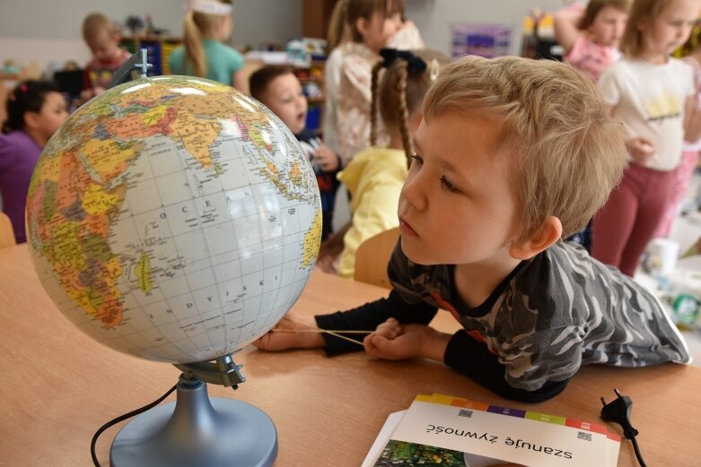 Najmłodsi skierniewiczanie uczyli się jak być eko!