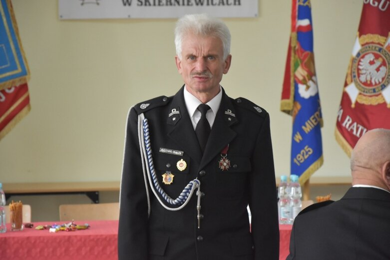 Gminno-miejski zjazd OSP. Wybrano prezesa [ZDJĘCIA]