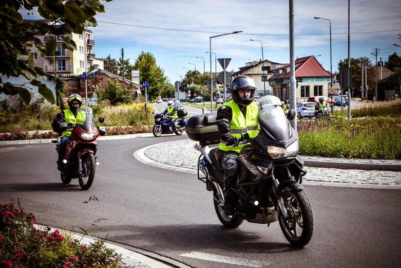 Parada motocyklistów w Skierniewicach. Mamy ich zdjęcia