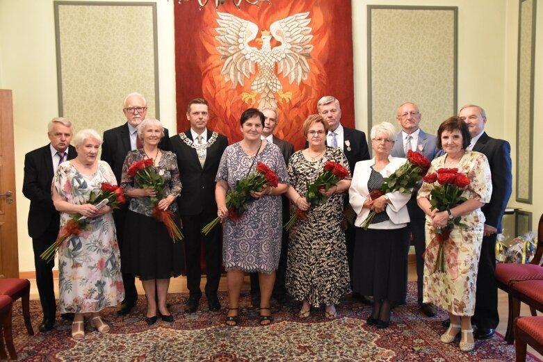 Piękny jubileusz Złotych Godów w Skierniewicach