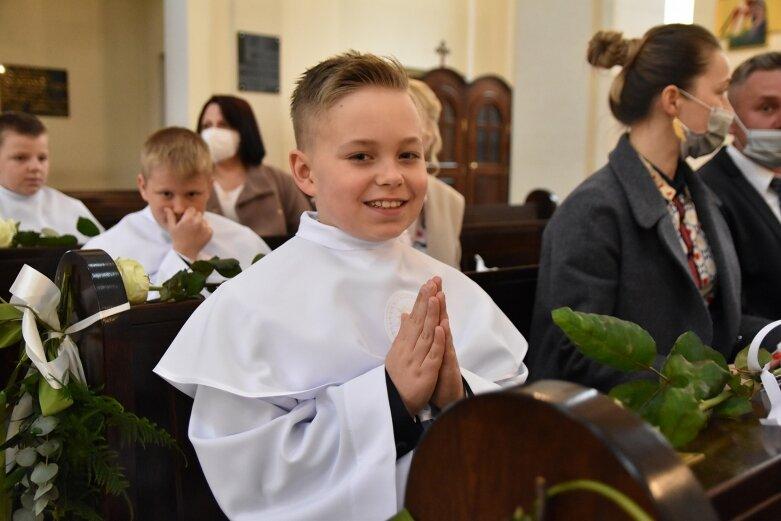 Najmłodsi katolicy z parafii garnizonowej od dziś mogą w pełni uczestniczyć we mszy św.