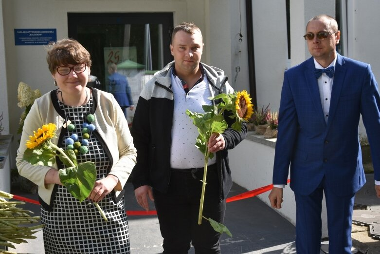 Wstęga przecięta! ZAZ w Balcerowie oficjalnie otwarty