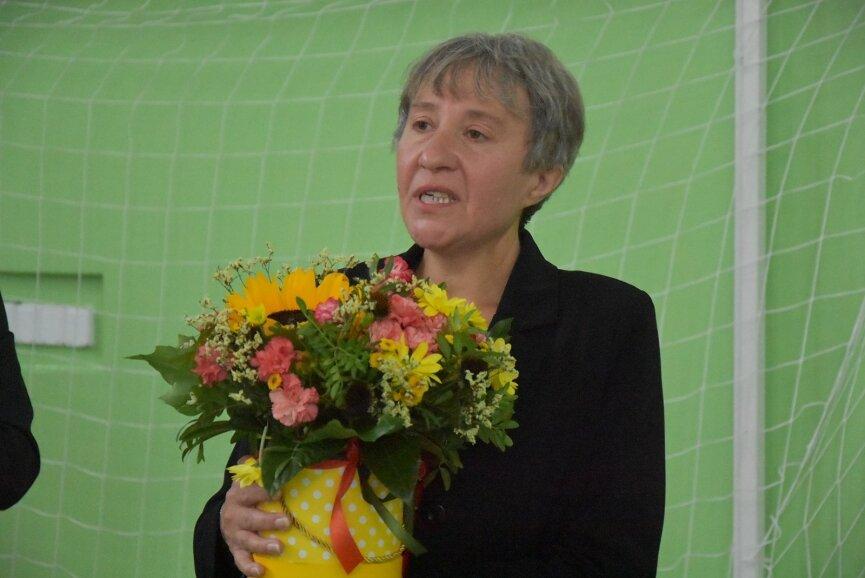 Sylwia Furmańczyk, przez dwa lata pełniła obowiązki dyrektora.