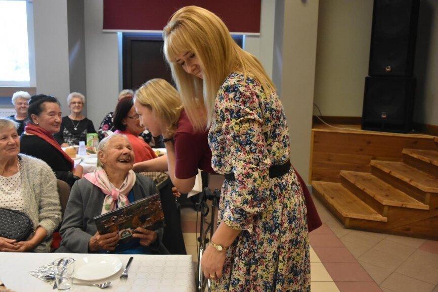 Joanna Klepczarek, obecna na wszystkich edycjach Dnia Seniora w Lipcach Reymontowskich